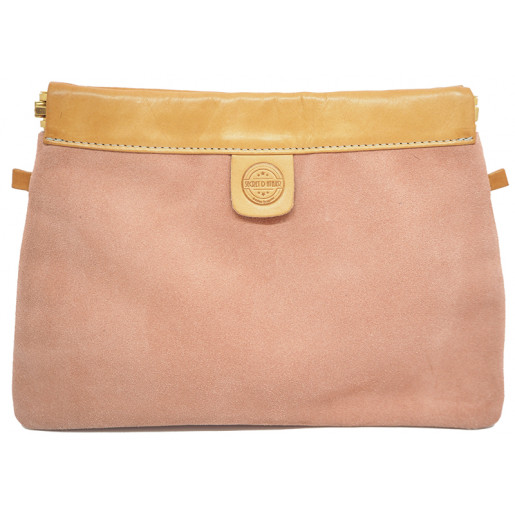 Pochette Clutch Nude Secret d'Atelier
